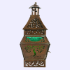 Green Tree of Life Lantern 8 inches