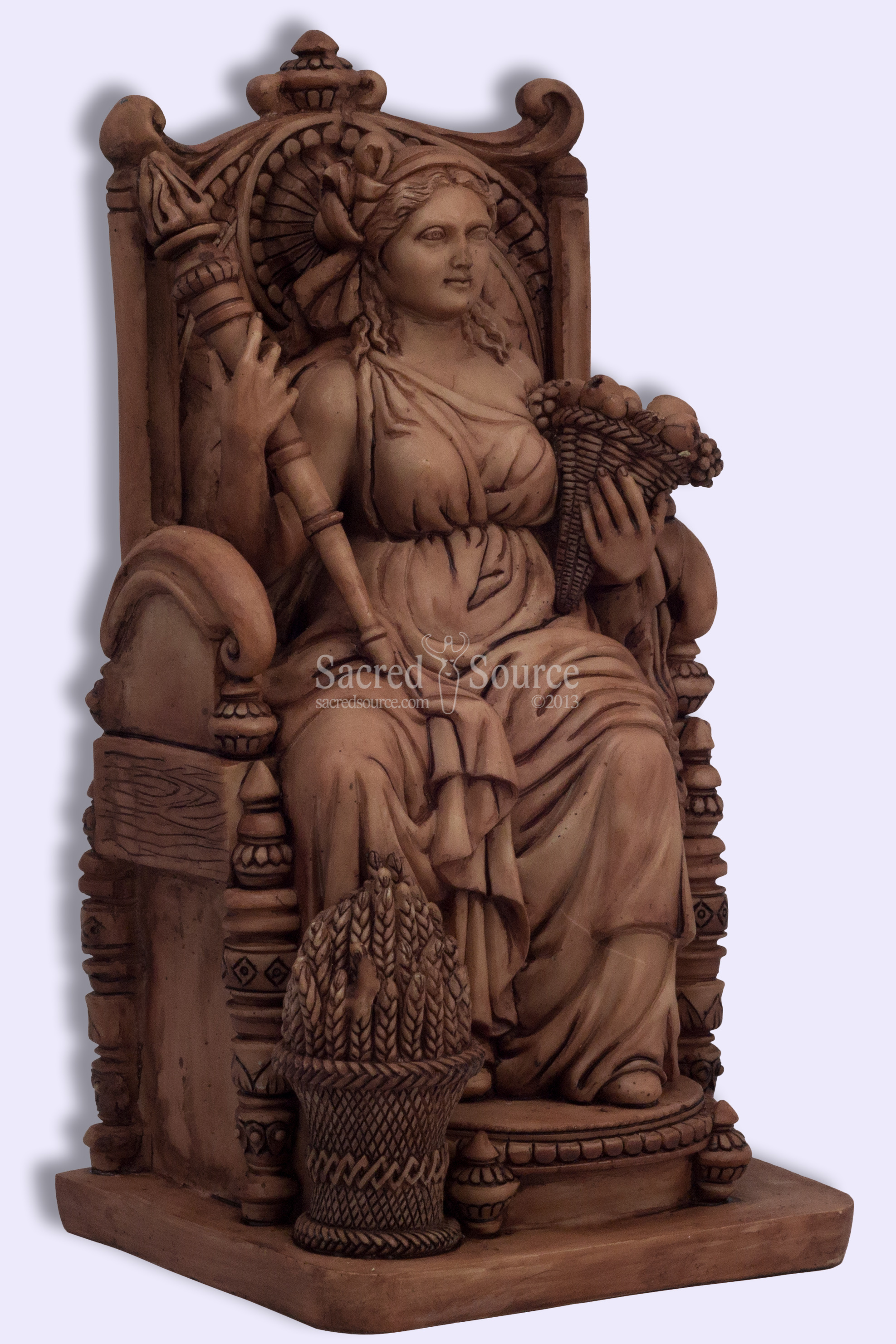 demeter greek goddess statue - photo #9