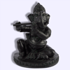 Ganesh Playing Flute