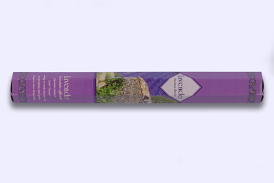 Lavender Incense Sticks - 20 sticks