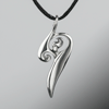 Oshun Pendant Sterling Silver