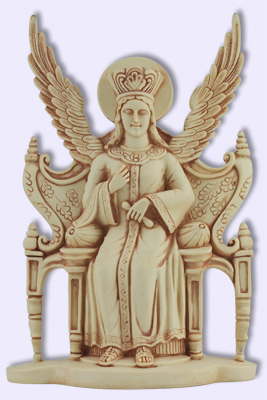 Image result for image of statue of divine sophia